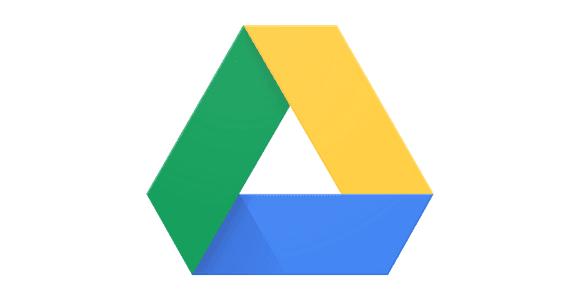 google drive logo cloud