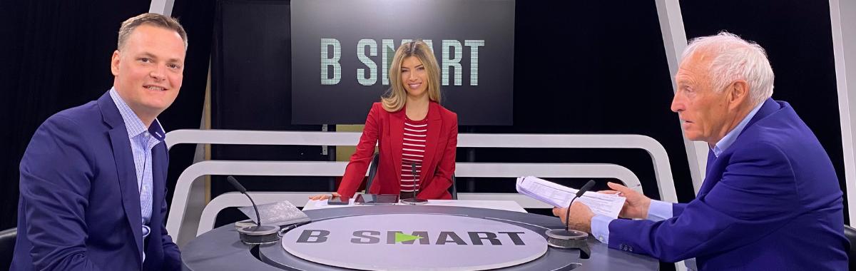 Replay : l'interview de Thomas Delfort par Jean-Marc Sylvestre sur B Smart TV cover