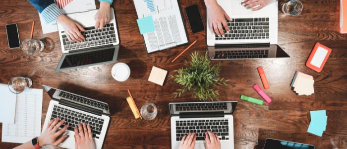 développer votre réseau professionnel de freelance : espace de coworking